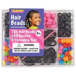 Small Hair Bead Box Kit Circus - B6549