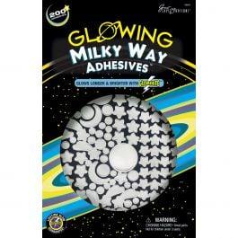 Glowing Adhesives Milky Way - 19481