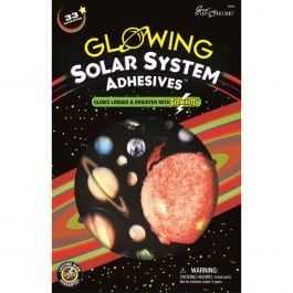 Glowing Adhesives Solar System - 19484