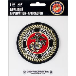 "C&D Visionary Patch Marine 3"" - P2-4492"