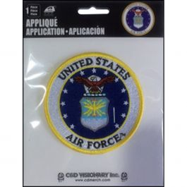 "C&D Visionary Patch Air Force 3"" - P2-AF01"
