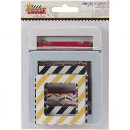 Say Cheese Ii Chipboard Frames 24/Pkg  - SAY4338