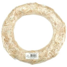 "Straw Wreath 18"" - SW18C"
