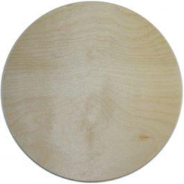 "Baltic Birch Plaque Circle 10"" - BBP-111"