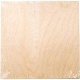 "Wood Canvas Panel 10""X10"" - 12752"