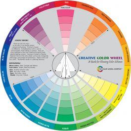"""Creative Color Wheel 9.25"""" - 3389"""