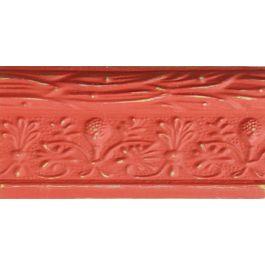 Folkart Home Decor Chalk Paint 8Oz Salmon Coral - HDCHALK-34154