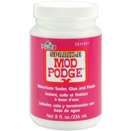 Mod Podge Sparkle 8Oz - CS11211