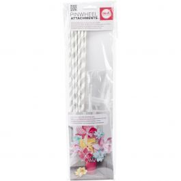 We R Memory Keepers Pinwheel Attachments Gray - 713-46