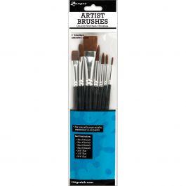 Ranger Artist Brushes 7/Pkg  - BRU40842