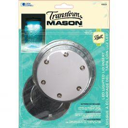 Transform Mason(R) Led Lid Dual Pack  - 1024256