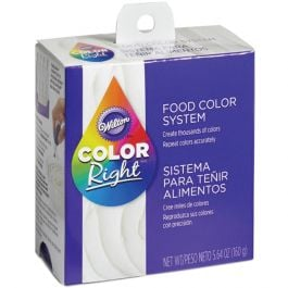 Color Right Performance Color System 8/Pkg  - W6200