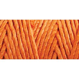 Hemp Cord Spool 20Lb 205' Orange - HS20-ORG