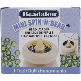 Mini Spin N Bead Plastic - 206A-402