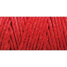 Hemp Cord Spool 20Lb 205' Red - HS20-RED