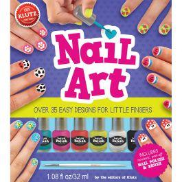 Nail Art Book Kit  - K580264