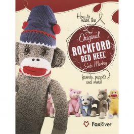 Fox River Red Heel Sock Monkey Pattern Book  - 123456