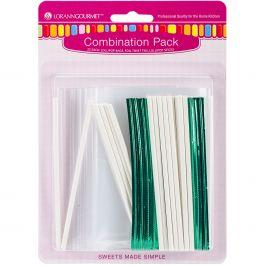 Sweet Shoppe Sticks, Ties & Bags 25/Pkg  - L5705