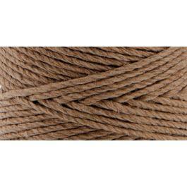 Hemp Cord Spool 20Lb 205' Light Brown - HS20-LTBR