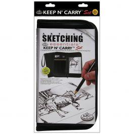 Keep N' Carry Artist Set Sketching - RSETKCSS