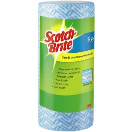 Scotch Brite Reusable Wipes 40 Sheets/Pkg  - 9043-40