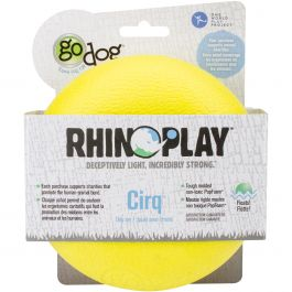 Godog Rhino Play Cirq Yellow - 778004