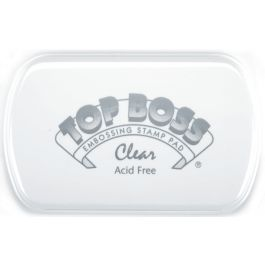 Clearsnap Top Boss Embossing Pad Clear - 100000-10500