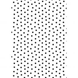 "Embossing Folder Background 5""X7"" Dot - EFBG-767"