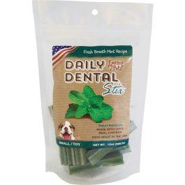 Loving Pets Small Dental Sticks 13Oz Mint - LP5052
