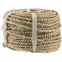 Basketry Sea Grass #3 4.5Mmx5Mm 1Lb Coil Approximately 210' - SEA3X1