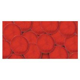 "Pom Poms .5"" 100/Pkg Red - 10174-30"