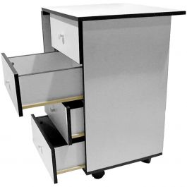 "Sullivan'S Portable Table 44""X16""X29"" Open Fob: Mi - 12575"
