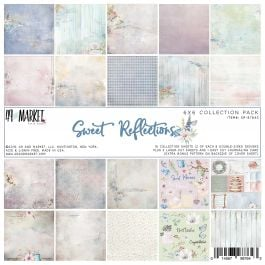 """49 And Market Collection Pack 6""""X6"""" Sweet Reflections - SR87643"""