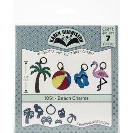 Karen Burniston Dies Beach Charms - KBR1051