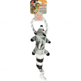 "Mini Skinneeez Tugs Raccoon 14""  - 54176"