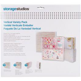 "Storage Studios Vertical Variety Pack 12.5""X13""X2.625"" - CH92604"