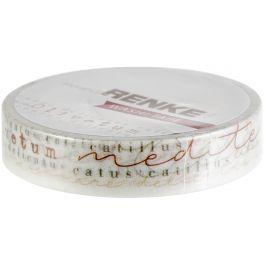 Alexandra Renke Cooking Washi Tape 10Mmx10M Olives Type - WTTY0004