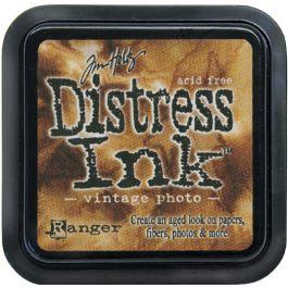Tim Holtz Distress Ink Pad Vintage Photo - DIS-19527