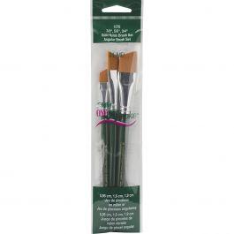 One Stroke Brush Set 3/Pkg - 1278