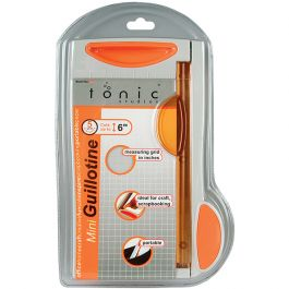 "Tonic Studios Guillotine Mini Trimmer 6""  - 809"