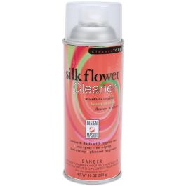 Silk Flower Cleaner Spray 10Oz - 280