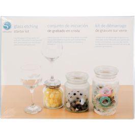 Silhouette Glass Etching Starter Kit  - KITGLASS