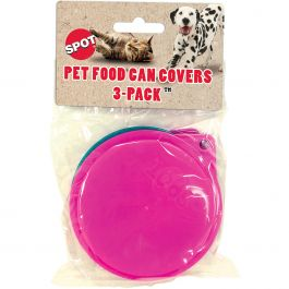 "Pet Food 3.5"" Can Covers 3/Pkg  - 2290"