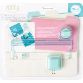 """We R Memory Keepers Tab Punch Board 8.51""""X9.26"""" - 663105"""