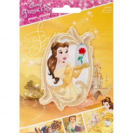 Wrights Disney Princess Iron On Applique Belle'S Mirror - 193 1300