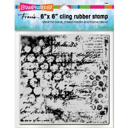 Stampendous Cling Stamps Mixed Mesh - 6CR005