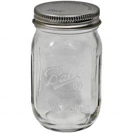 Ball(R) Mini Storage Jars 4/Pkg 1/4 Pint, 4Oz - 80100