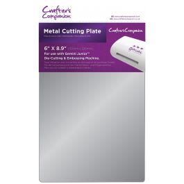 """Gemini Junior Metal Cutting Plate 6""""X9""""  - GEMJMETP"""