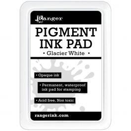 Ranger Pigment Ink Pad Glacier White - RPP-43089
