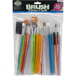 Brush Value Pack 25/Pkg - RART-17